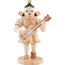 Angel Short Skirt with Guitar  -  Natural  -  6,6cm / 2.6 inch