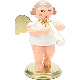 Angel White/Gold Oboe  -  6,0cm / 2 inch