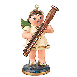 Angel with Bassoon  -  6,5cm / 2,5 inch