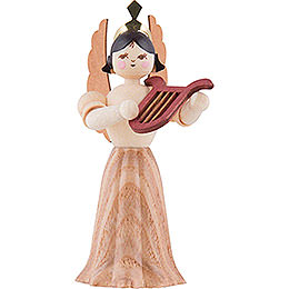 Angel with Lyre  -  7cm / 2.8 inch