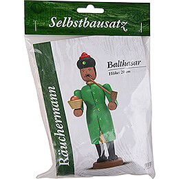 Handicraft Set  -  Smoker  -  Balthasar  -  20cm / 7.9 inch