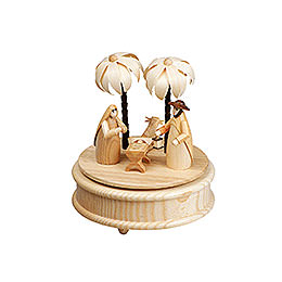 Music Box Family  -  17cm / 6.5 inch