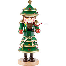 Nutcracker  -  Christmas Tree  -  40cm / 16 inch