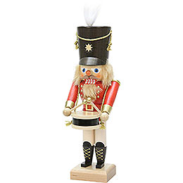 Nutcracker  -  Drummer Red  -  28,5cm / 11 inch