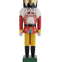 Nutcracker  -  King  -  25cm / 9.8 inch