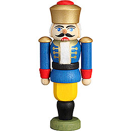 Nutcracker  -  King Blue  -  9cm / 3.5 inch