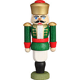 Nutcracker  -  King Green  -  9cm / 3.5 inch
