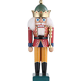 Nutcracker  -  King with Crown  -  29cm / 11 inch
