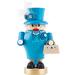 Nutcracker  -  'The Queen'  -  19cm / 7.5 inch