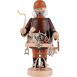 Smoker  -  Candle Arch Seller  -  22cm / 8.7 inch