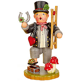 Smoker  -  Fortune Chimney Sweeper  -  21cm / 8 inch