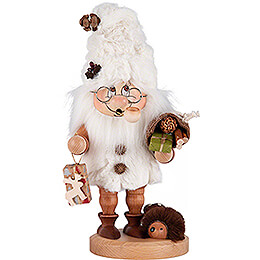 Smoker  -  Gnome Christmas in the Forest  -  31,0cm / 12.2 inch