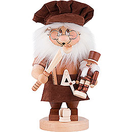 Smoker  -  Gnome Nutcracker Maker  -  28cm / 11 inch