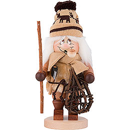 Smoker  -  Gnome Woodworker  -  30,5cm / 12 inch