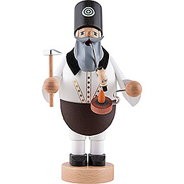 Smoker  -  Miner Bricklayer  -  20cm / 7.9 inch