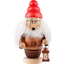 Smoker  -  Mini Gnome Boss  -  15cm / 5.9 inch