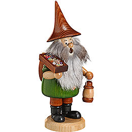 Smoker  -  Mountain Gnome Ore Carrier  -  18cm / 7 inch