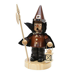 Smoker  -  Nightwatchman Natural Colors  -  23,0cm / 9 inch