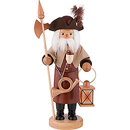Smoker  -  Nightwatchman Natural Colors  -  50cm / 20 inch