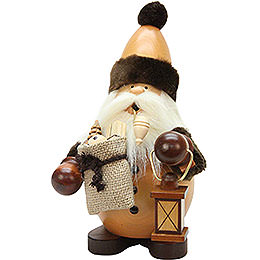 Smoker  -  Santa Claus Natural  -  22cm / 9 inch