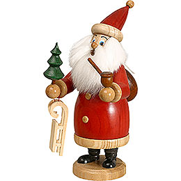 Smoker  -  Santa Claus Red  -  20cm / 8 inch