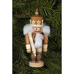 Tree Ornament  -  King Natural  -  10,5cm / 4 inch