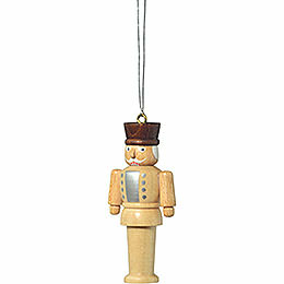 "Tree Ornament  -  ""Nutcracker Natural""  -  7cm / 2.8 inch"