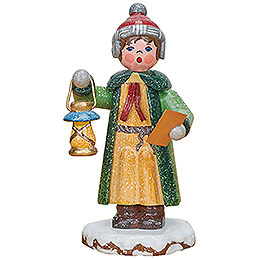 Winter Children Carol Singer Benjamin  -  7,5cm / 3 inch