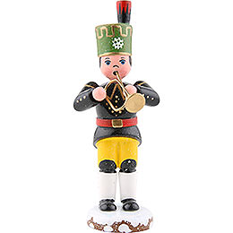 Winter Children Miner Trumpet  -  9cm / 3,5 inch